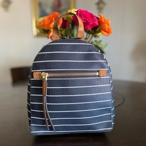 NWT Fossil Small Megan Backpack ZB7724005
